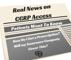 Questions on CGRP