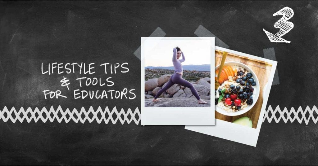Migraine Lifestyle Tips and Tools for Educators