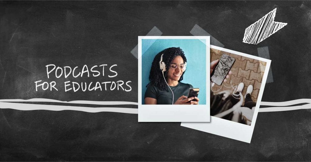 Migraine Podcasts for Educators