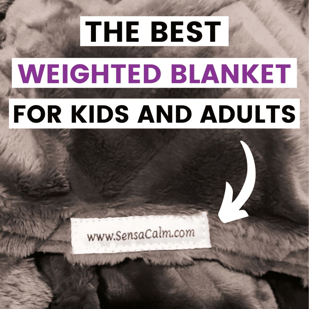 sensacalm Weighted Blankets for Migraine